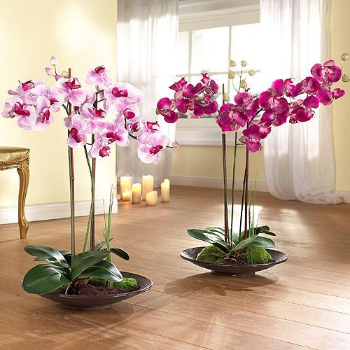 Искусственные цветы домашних условиях