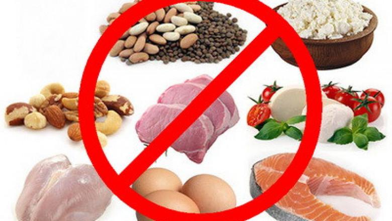 Вариант диеты с пониженным количеством белка низкобелковая диета