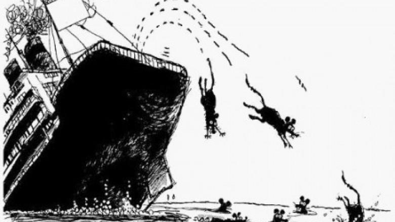 Картинки по запросу крысы бегут с корабля картинки